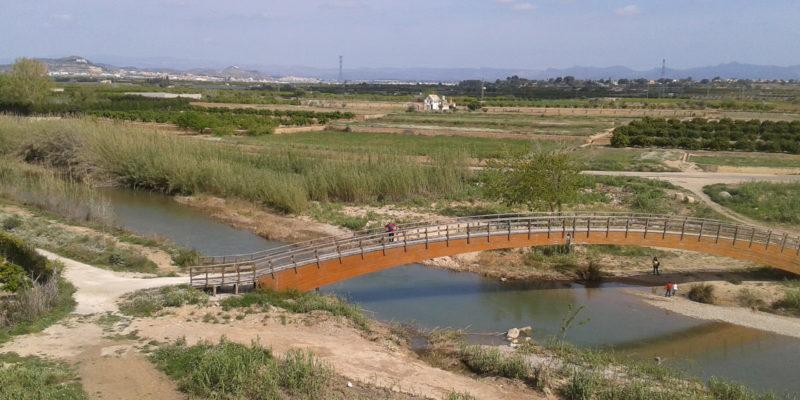Ruta por el Parque Natural del Túria