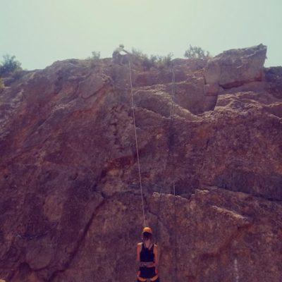 ¡A trepar!… Iníciate en la escalada deportiva en Vilamarxant