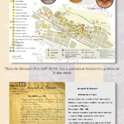 Ruta QDP 36/39 en Quart de Poblet