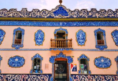 Fachada Oficina de Turismo de Manises