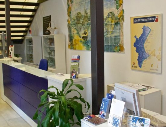 Oficina de Turismo de Manises