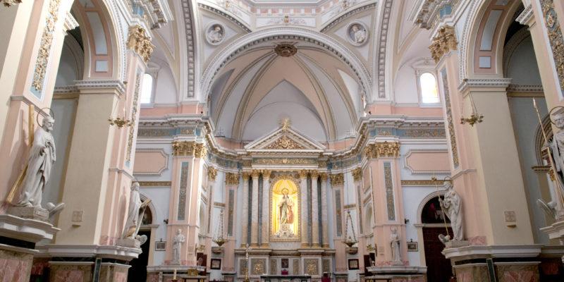 Iglesia de Santa Catalina Mártir