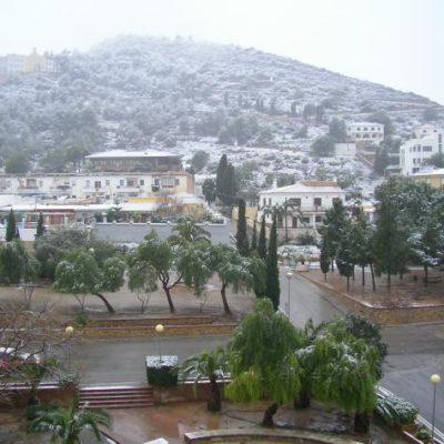 Parc_del_turia_Benaguasil_nevado