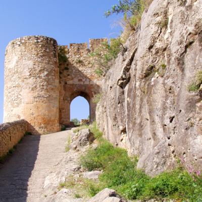 castillo chulilla