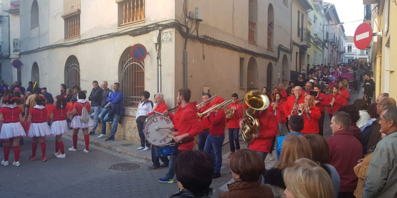 Carnaval de Pedralba