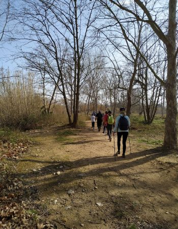 ¡Apúntate a una experiencia única! Nordic Walking+Almuerzo